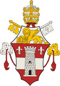 Coat Of Arms during Saint John XXII's reign