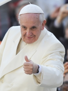 Reigning Pope Francis I