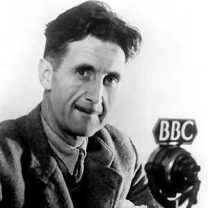 Secular Patron Saint Against Censorship George Orwell