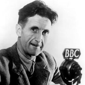 Secular Patron Saint Against Censorship George Orwell