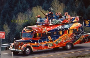 "Kesey Bus ""Further"""