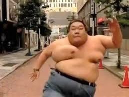fat running