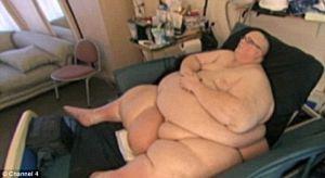 very fat
