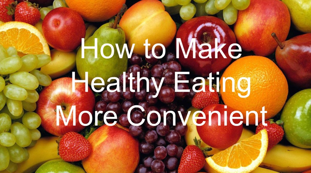 healthy eating a way of life Tips and tricks to encourage people to try plant based recipes and make small changes that lead to long term health benefits.